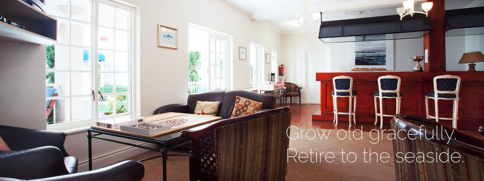 Avenue Retirement – Grow old gracefully: Retire to the seaside